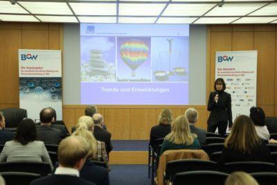 "Das 28. BOW-Forum 2019 zum Thema: ""Personal-Digital"""
